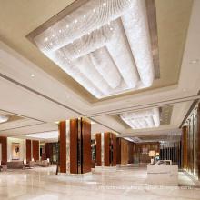 guzhen Modern K9 luxury kristall lamp modern hanging for chandelier modern crystal chandelier