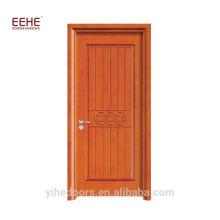 Белая грунтовка Pre-hun HDF Формованная дверь в комнату