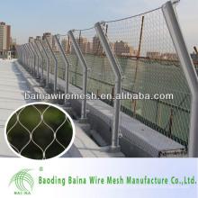 Усиленная SNS гибкая защитная сетка, изготовленная в Китае