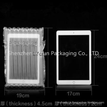 Antitela quebrada para iPhone com saco de proteção