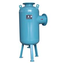 Filtração da água da irrigação dos separadores da areia do hidrociclone