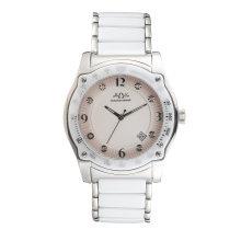 Cuarzo de alta calidad y reloj de cerámica de la fábrica del reloj de OEM / ODM