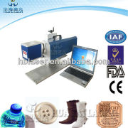 Nonmetal co2 portable crystal crafts laser engraving machine