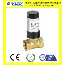 Válvula de entrada de agua de solenoide, válvula de solenoide de 110 voltios, válvula solenoide directa