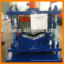 SHANGHAI KEJO roof cap cold Roll Forming Machine
