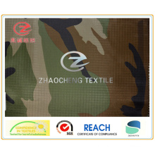 210t Ribstop Poly Taffeta Desert Printing