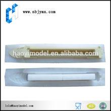 Servicio de prototipado rápido de silicona especializada para modelos de tren