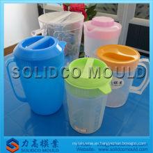 jarra de medición molde de inyección de plástico