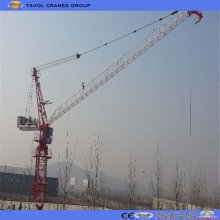 Qtd4015 Luffing Jib Tower Crane Used in Construction Building