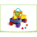 Switchable Toys Baby Walker (ride-on or push forward)