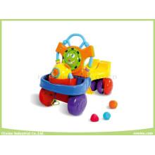 Umschaltbares Toys Baby Walker (Aufsitz oder Vorwärts)