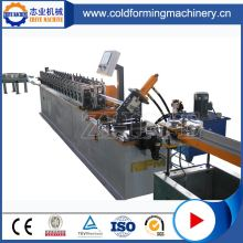 Automatic Cross Tee Bar Cold Forming Machine