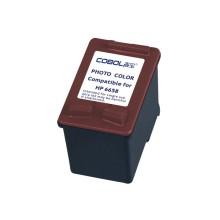 Cartucho de inyección de tinta de alta calidad 6658 para HP