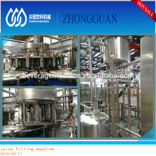 2015 design Fruit juice plant filling machine
