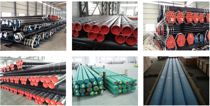 ASTM A519 seamless steel pipe