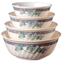 100%меламин посуда суп чаша/меламин Рамен чаша (NC5607)