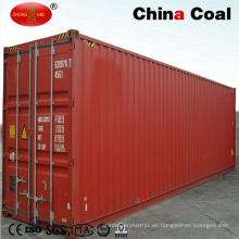 Precio prefabricado modificado del bajo costo del envase del cargo de 20FT Hc