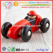 2015 Nuevo coche modelo de madera del juguete, pequeño coche vendedor caliente del juguete para los cabritos