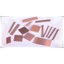 Feuille de cuivre de 0,2 mm à 6 mm à bas prix