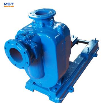 BK03B 2 pouces moteur diesel auto-amorçante auto-amorçante sucer pompe à eau centrifuge pour l'irrigation