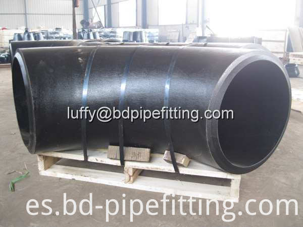 En10253 Type B Pipe Elbow