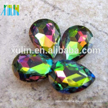 Wholesale teardrop point back stone