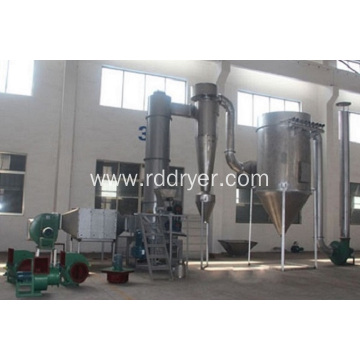 factory manufacturer stearate spin flash dryer price