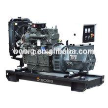 100kw 120kw Vente chaude de haute qualité BOBIG-Weichai Générateur