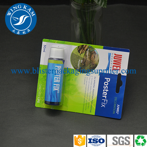 HeatSealed Blister Packaging