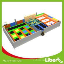 Big Gymnastic indoor amusement park for adult