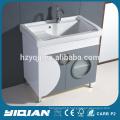Floor Standing Modern Style Cabinet de lavage étanche à deux portes