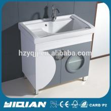 Gabinete de lavandería impermeable de dos puertas de estilo moderno