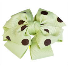 Hot Selling Fashion Green Hair Clip