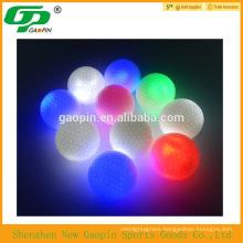 glow minigolf ball