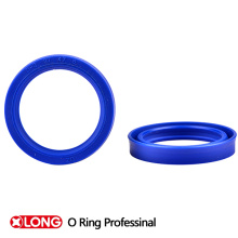 Double Lip Dust Rubber Oil Seal for Cylinder