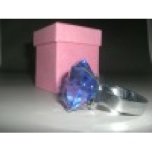 La servilleta cristalina de la moda suena el regalo de Weeding (JD-CJ-501)