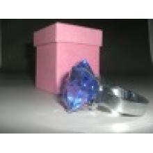 Anéis de guardanapo de cristal de moda Weeding Gift (JD-CJ-501)