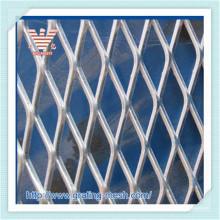 Maillage métallique en forme de galvanisé / rhombique