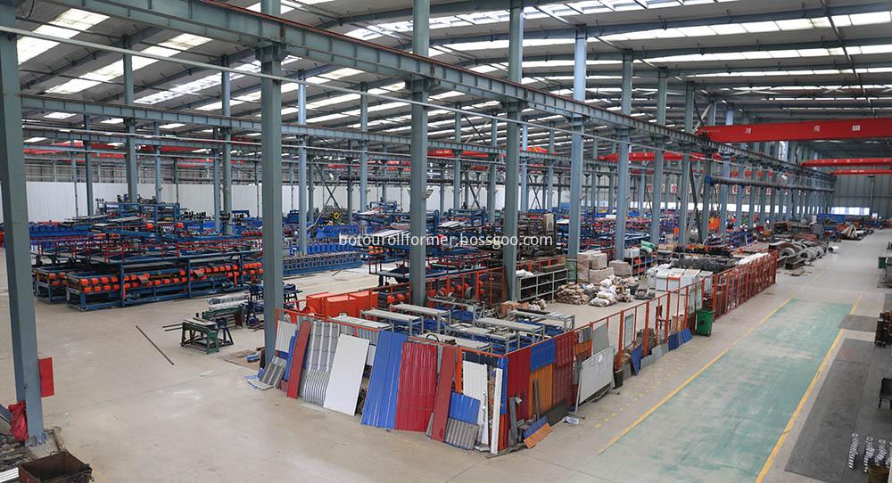 Corner Of Factory