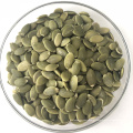 Grãos de sementes de abóbora orgânicas de alta qualidade
