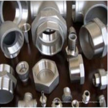 OEM Investment Steel Casting for Construction Machine (Stainless Steel)