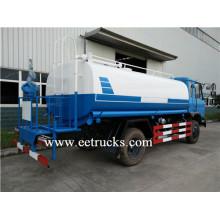 8-10 CBM LHD RHD Water Tank Trucks