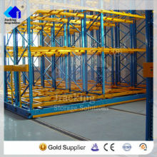 Nanjing Jracking Warehousing Service Mobile Rack Storage Systems