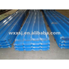 chapa de aço ondulada galvanizada Prepainted