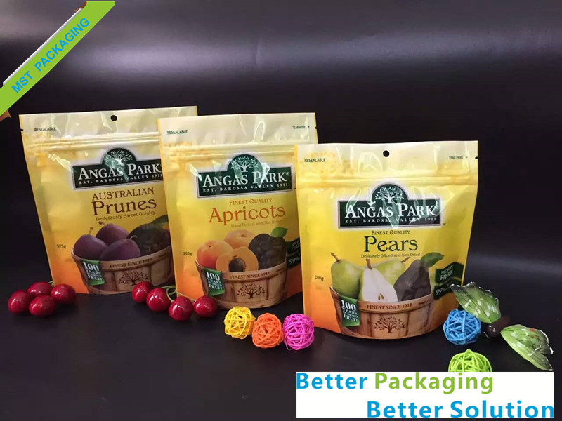 Dry Fruit Zip Bag
