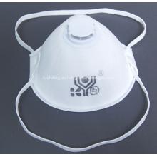 Máscara automática de la taza N95 después de la máquina que hace el proceso