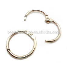 Art- und Weisequalitäts-Metallbuch-Ring