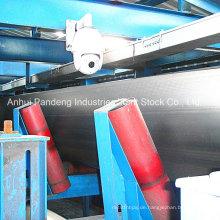 Fördersystem / Pipe Conveyor Belt / Feuerwiderstand Förderband