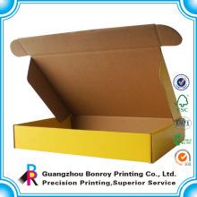 Kundenspezifischer bunter gewölbter Laptop-Verpackenkasten für das Versenden