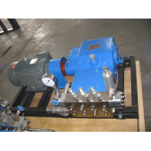 High Pressuretriplex Plunger Pump